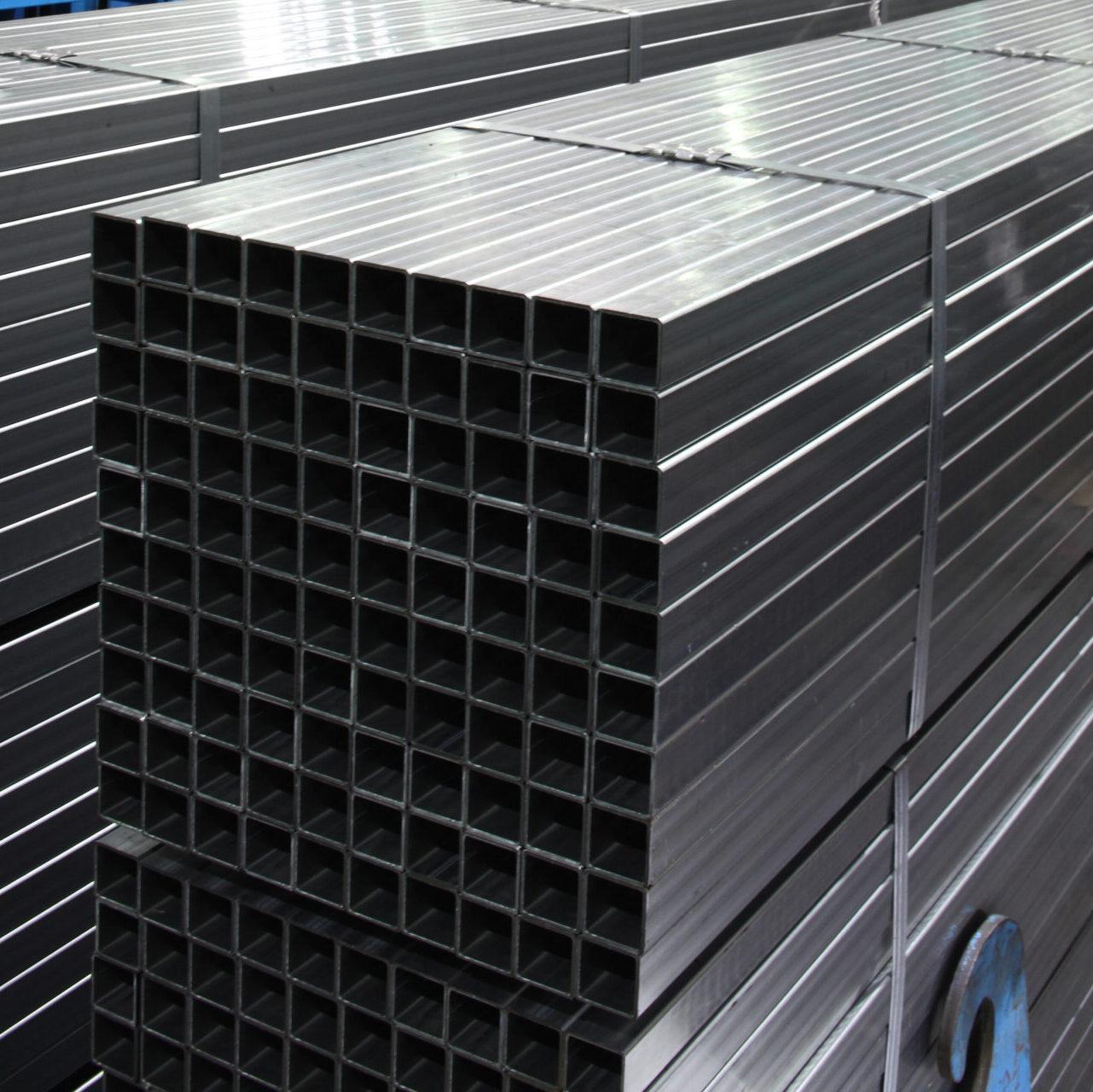 STKMR 機械構造用角形鋼管(スモール角パイプ)正方形